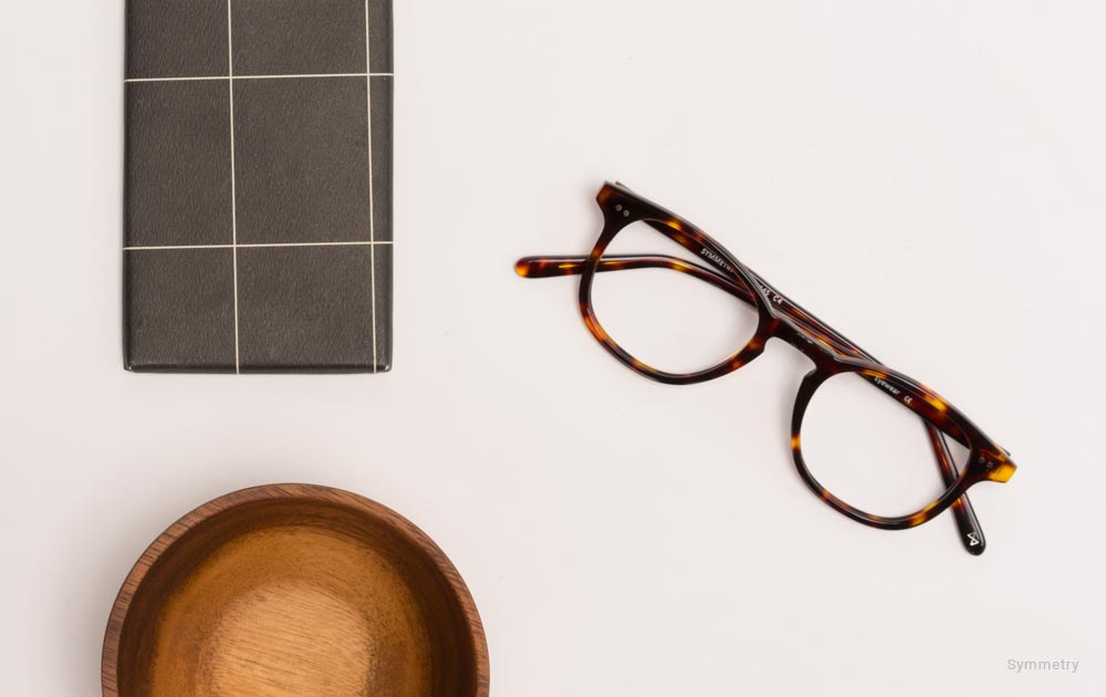 how to fix glasses - plate