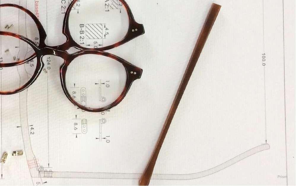 how do eyeglasses work - blueprints
