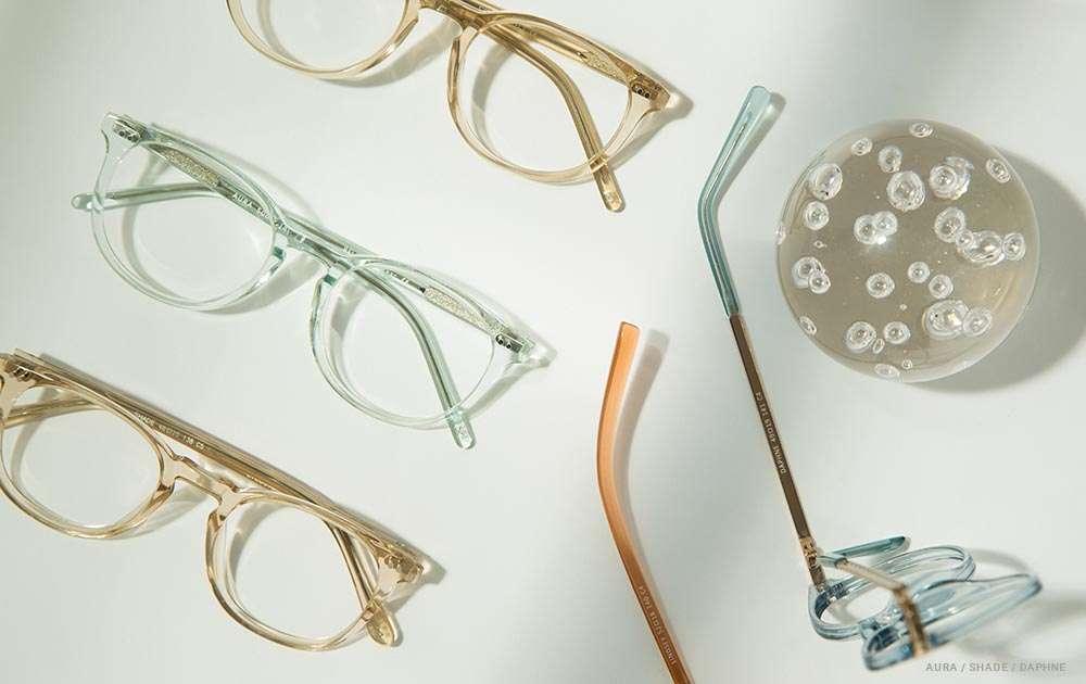 minimalist glasses - light - glasses