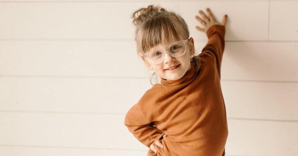 Giving Back: Providing Kids Blue Light Glasses to Protect Children's Eyesight