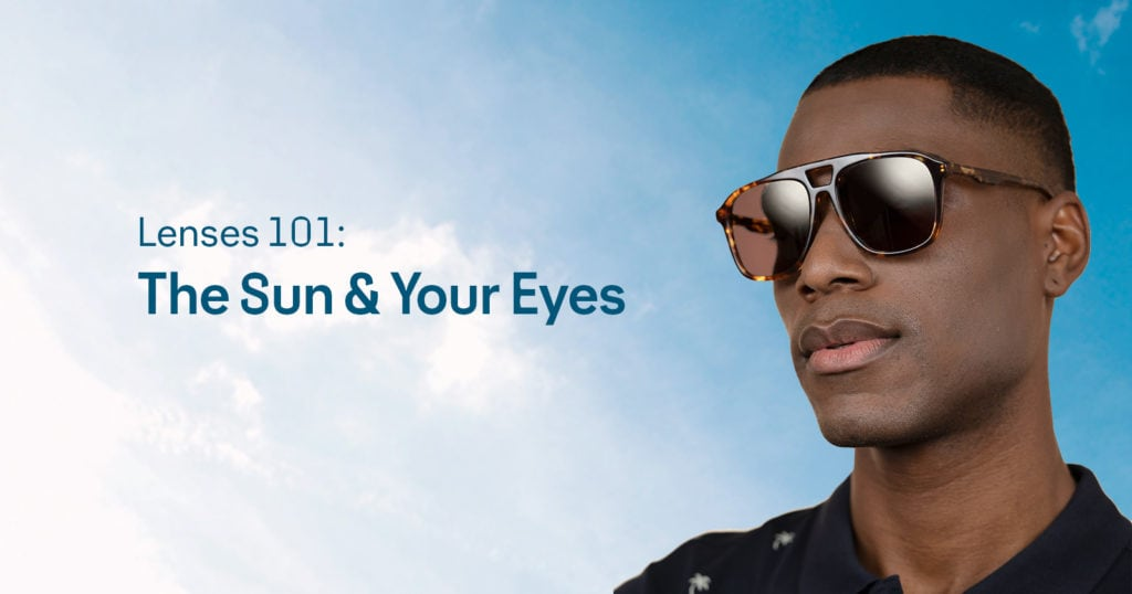 How to protect eyes from UV light