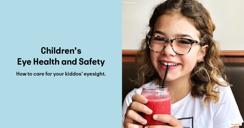 Children's Eye Exams During COVID-19