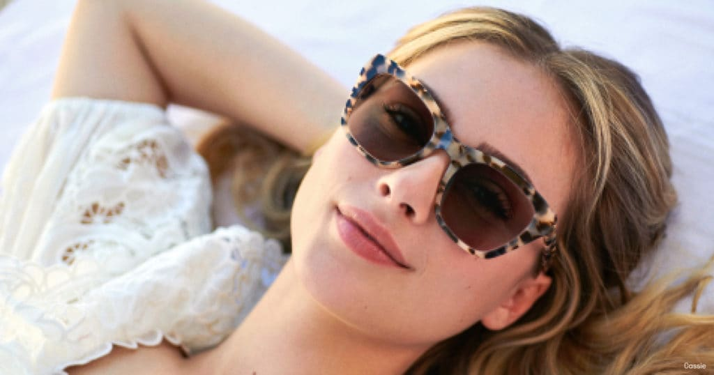 How to Clean Sunglasses
