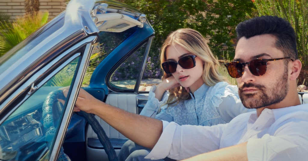See the Road Ahead with Driving Glasses