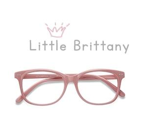 Pink Little Brittany -  Vintage Plastic Eyeglasses