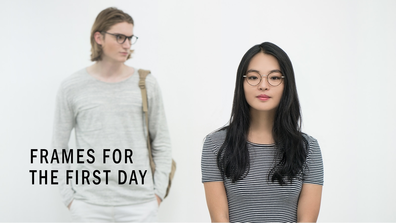 Frames for the first day