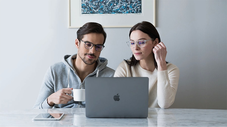 Commander des lunettes de vue en ligne