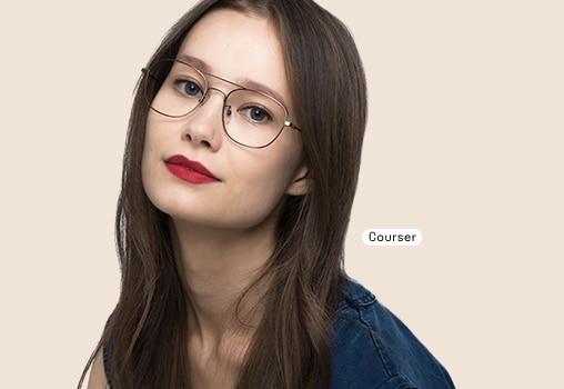 Classic glasses frames for men and women