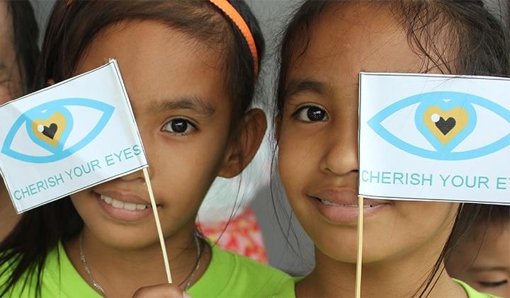 Cherish your eyes