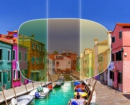 Color Tint Coating at EyeBuyDirect