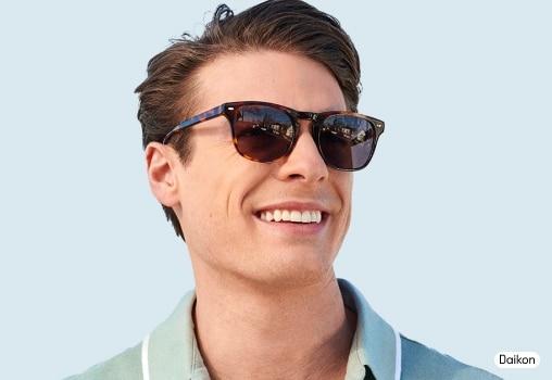 Square Prescription Sunglasses