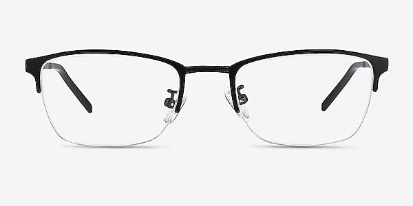 Argil Matte Black  Métal Montures de lunettes de vue