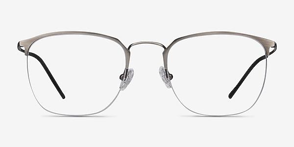Urban Gunmetal Metal Eyeglass Frames