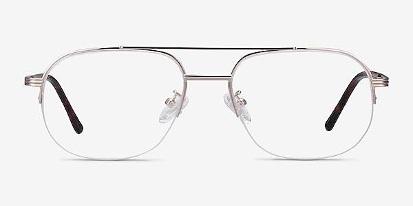 Carlson Doré Acetate-metal Montures de lunettes de vue