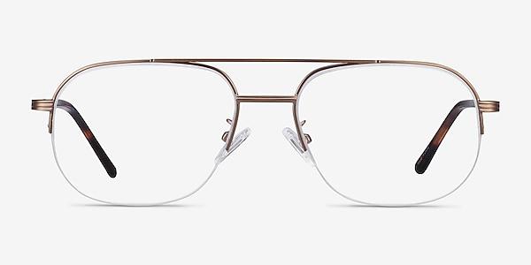 Carlson Bronze Acetate-metal Montures de lunettes de vue