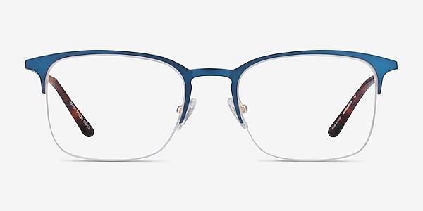 Owen Navy Metal Eyeglass Frames