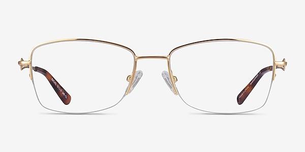 Rachel Gold Metal Eyeglass Frames