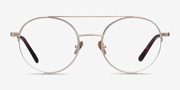 Miller Gold Metal Eyeglass Frames