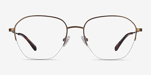 Lifetime Bronze Metal Eyeglass Frames