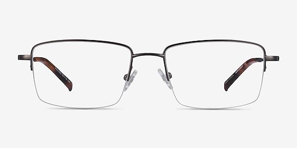 Process Gunmetal Métal Montures de lunettes de vue