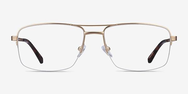 Yorkville Doré Métal Montures de lunettes de vue
