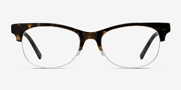 Luna Tortoise Acetate Eyeglass Frames