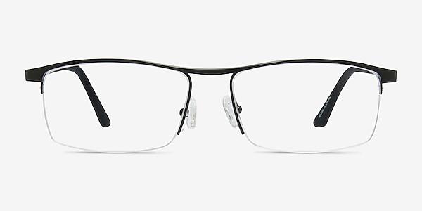 Lake Noir Titane Montures de lunettes de vue