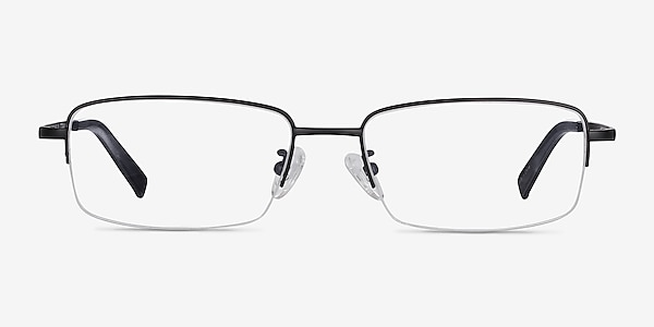 Remington Black Titanium Eyeglass Frames