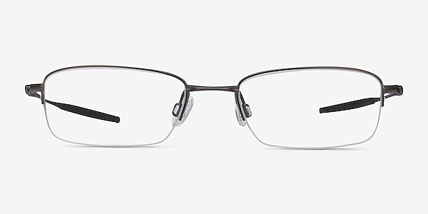 Oakley OX3133 Pewter Metal Eyeglass Frames