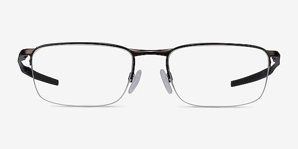 Oakley Barrelhouse 0.5 Pewter Metal Eyeglass Frames