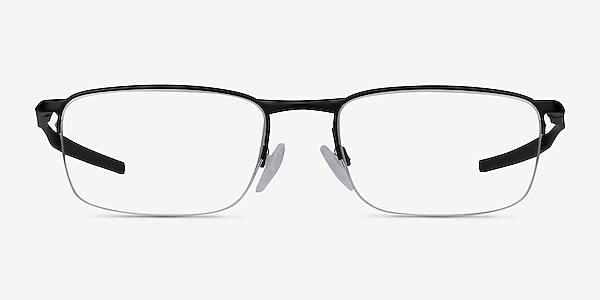 Oakley Barrelhouse 0.5 Matte Black Metal Eyeglass Frames