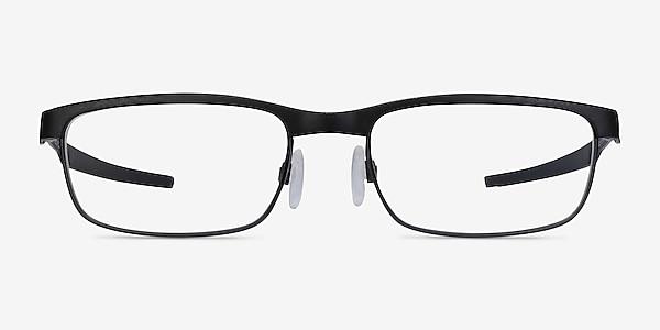 Oakley Steel Plate Powder Coal Metal Eyeglass Frames