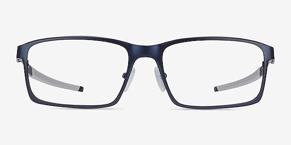 Oakley Base Plane Matte Midnight Metal Eyeglass Frames