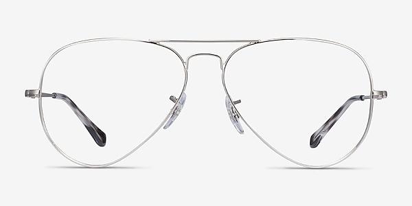 Ray-Ban RB6489 Silver Metal Eyeglass Frames