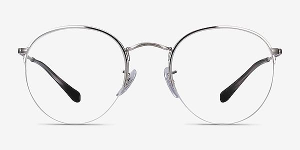 Ray-Ban RB3947V Silver Metal Eyeglass Frames