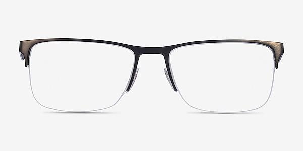 Ray-Ban RB6335 Gunmetal Metal Eyeglass Frames