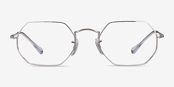 Ray-Ban RB6456 Silver Metal Eyeglass Frames