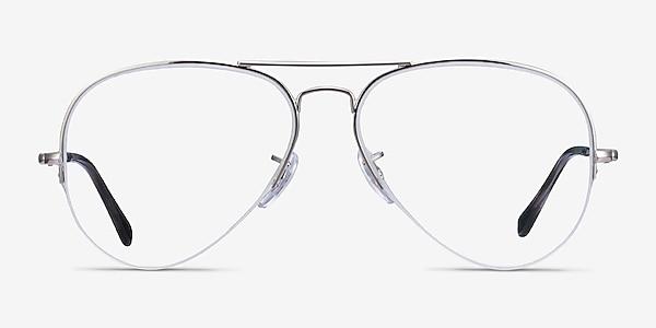 Ray-Ban RB6589 Silver Metal Eyeglass Frames