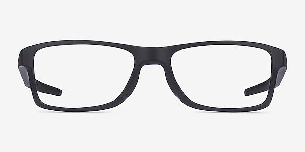 Oakley Chamfer MNP Black Plastic Eyeglass Frames