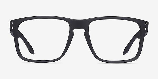 Oakley Holbrook Rx Satin Black Plastic Eyeglass Frames