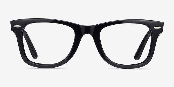 Ray-Ban RB4340V Black Plastic Eyeglass Frames