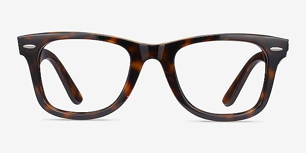Ray-Ban RB4340V Tortoise Plastic Eyeglass Frames
