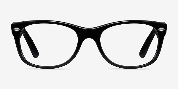 Ray-Ban RB5184 Black Acetate Eyeglass Frames