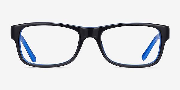 Ray-Ban RB5268 Black Acetate Eyeglass Frames