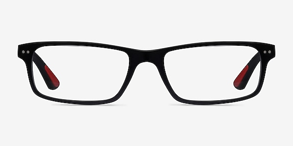 Ray-Ban RB5277 Matte Black Acetate Eyeglass Frames