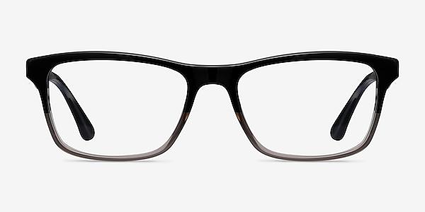 Ray-Ban RB5279 Black & Gray Acetate Eyeglass Frames