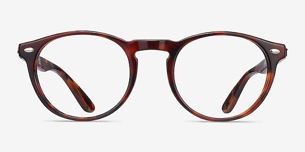 Ray-Ban RB5283 Tortoise Acetate Eyeglass Frames
