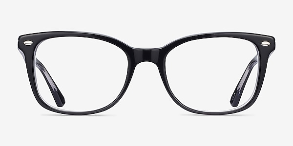 Ray-Ban RB5285 Black Acetate Eyeglass Frames
