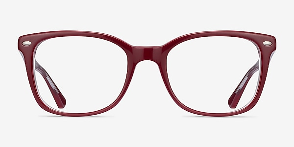 Ray-Ban RB5285 Burgundy Acetate Eyeglass Frames
