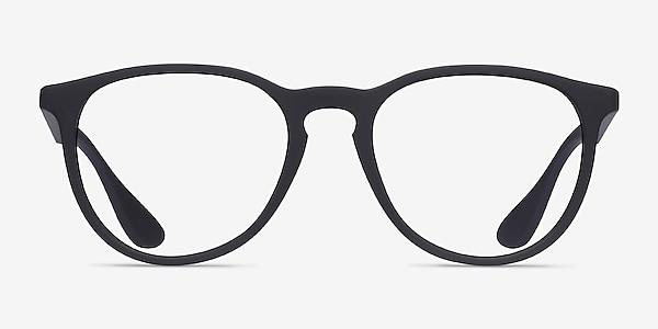 Ray-Ban RB7046 Black Plastic Eyeglass Frames